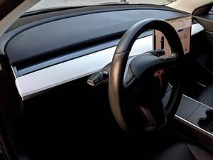 Bilde av Dashbord-folie Tesla Model 3 & Y
