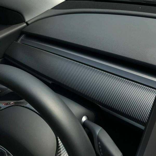 Dashbord-deksel Tesla Model 3 & Y