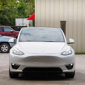 Bilde av TesBros Folie Frontfanger Sport Mode Tesla Model